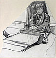 Hubert von Herkomer 1871 - Blind Basket-makers (study).jpg