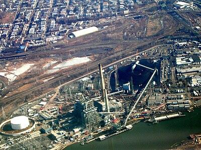 Hudson Generating Station