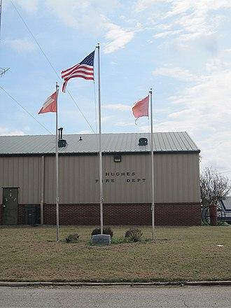 Hughes, Arkansas - Image: Hughes AR 010