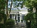 Huis. Voorzijde. Dorpsstraat 45. Gouderak. Zuid-Holland.JPG