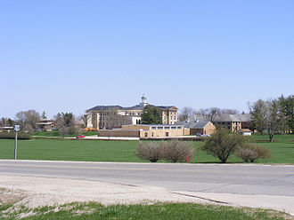 Vinton, Iowa - Iowa Braille and Sight Saving School