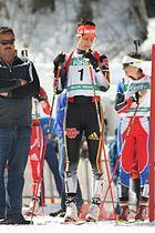 IBU-Cup Ridnaun 2009 Sabrina Buchholz