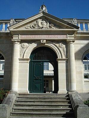 Institut d'études politiques de Rennes - Image: IEP de Rennes 1