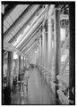 INTERIOR VIEW, GALLERY AREA - Paradise Inn, Paradise, Pierce County, WA HABS WASH,27-PARA,1-10.tif