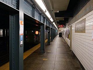 28th Street station (IRT Broadway–Seventh Avenue Line) New York City Subway station in Manhattan