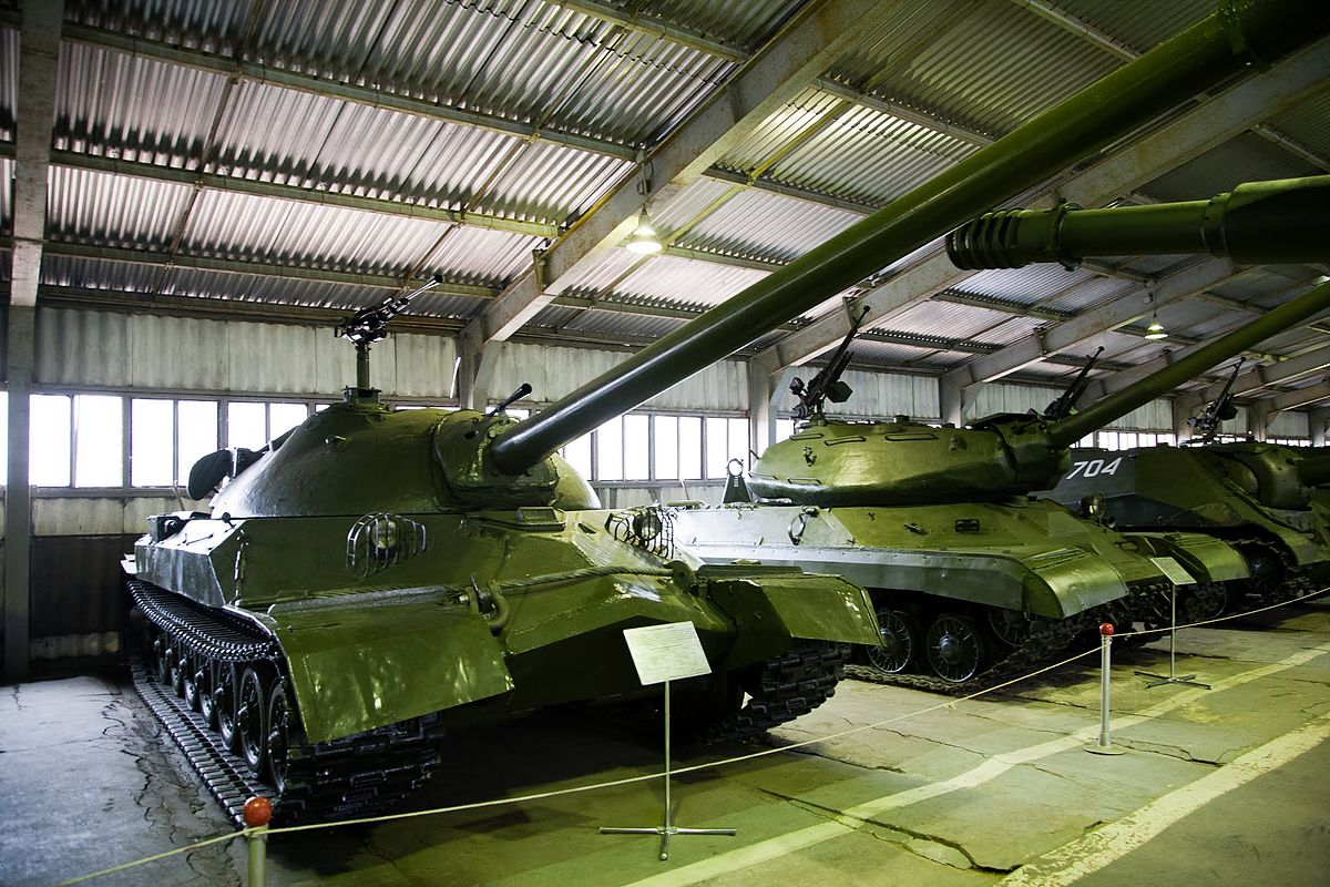 IS-7 in Kubinka 2.jpg