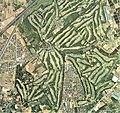 Ibaraki Golf Club, Tsukubamirai Ibaraki Aerial photograph.2008.jpg