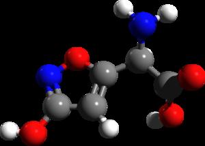 Ibotenic acid - Image: Ibotenic acid 3D structure