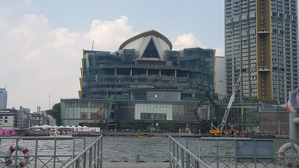 Iconsiam shopping mall