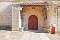 Iglesia de San Miguel Arcángel en Carbellino portada.jpg