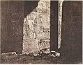 Ile de Fîleh (Philæ), Premier Pylône, Inscription Française Gravée Sur L'Ébrasement Oriental, En M MET DP138846.jpg