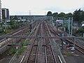 Ilford station slow tracks high westbound.JPG