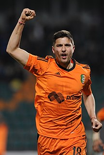 Iliya Milanov Bulgarian footballer