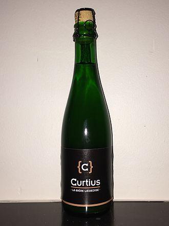 Curtius (beer) - Curtius lager