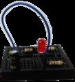 Imagen con transparencia de circuito con un transistor.png