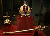 Imperial Crown Orb and Sceptre of Austria (Imperial Treasury).jpg