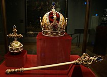 Imperial Crown Orb and Sceptre of Austria (Imperial Treasury).jpg