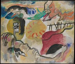 Wassily Kandinski: Improvisation 27 (Garden of Love II)