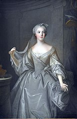 Madame Sophie of France as a Vestal Virgin
