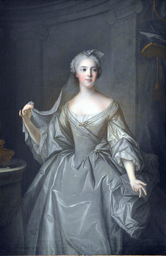 Inconnu d'après J.-M. Nattier, Madame Sophie de France en vestale (après 1748).jpg
