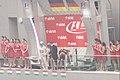 Indian Grand Prix 2013 Podium (Ank Kumar, Infosys) 04.jpg