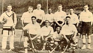 India men's national field hockey team - Indian Field hockey Team at 1928 Olympics