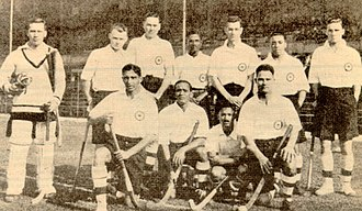India men's national field hockey team - Indian Field hockey Team at 1928 Olympics