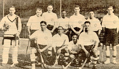 Indian hockey team 1928 Olympics