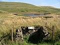 Information post, North Esk Reservoir - geograph.org.uk - 49073.jpg