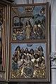Ingolstadt, Münster Unserer Lieben Frau, altar, last supper 005.JPG