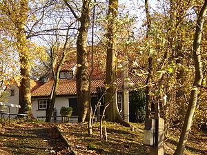Stijn Streuvels - Het Lijsternest, house of Streuvels, now a museum