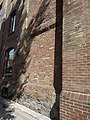 Interesting eroded bricks,south facade of the heritage building SW corner of Frererick and Front, 2015 08 03 (1).JPG - panoramio.jpg