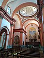 Interior Sant Joan Baptista (el Catllar) 01.jpg