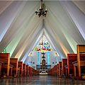 Interior de la Iglesia Nuestra Señora del Carmen en la Ciudad de Bocono.jpg