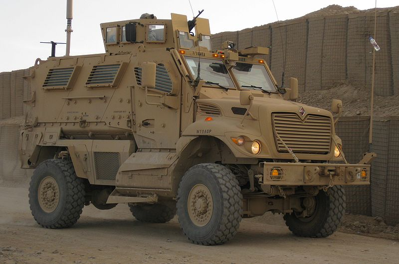 pacific sentinel usa possible foreign military sale to pakistan for 160 mrap vehicles. Black Bedroom Furniture Sets. Home Design Ideas