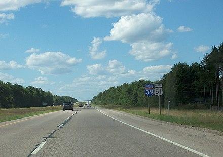 I-39   US 51               I 39