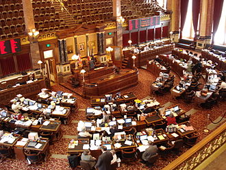 Iowa Senate - Image: Iowa Senate