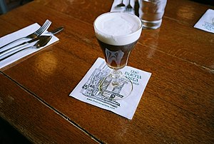 Buena Vista Cafe - Irish coffee at the Buena Vista Cafe