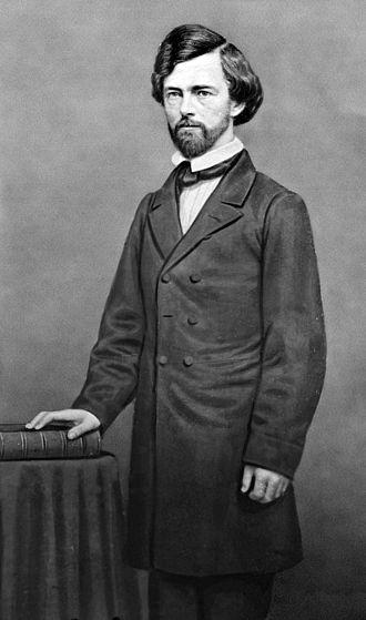 Isaac Stevens - Isaac Stevens (c. 1855–1862)