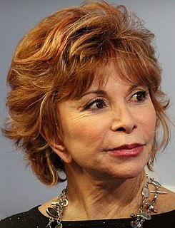 Isabel Allende Chilean writer