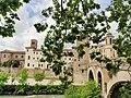 Isola Tiberina e Lungotevere de' Cenci (Roma) 28.jpg