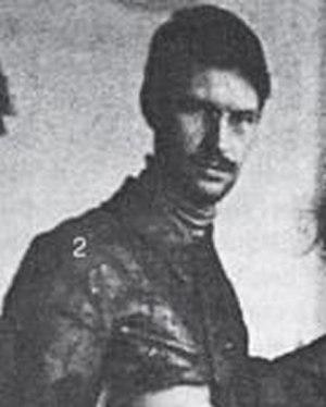 Ivan Tovstukha - Tovstukha in 1924