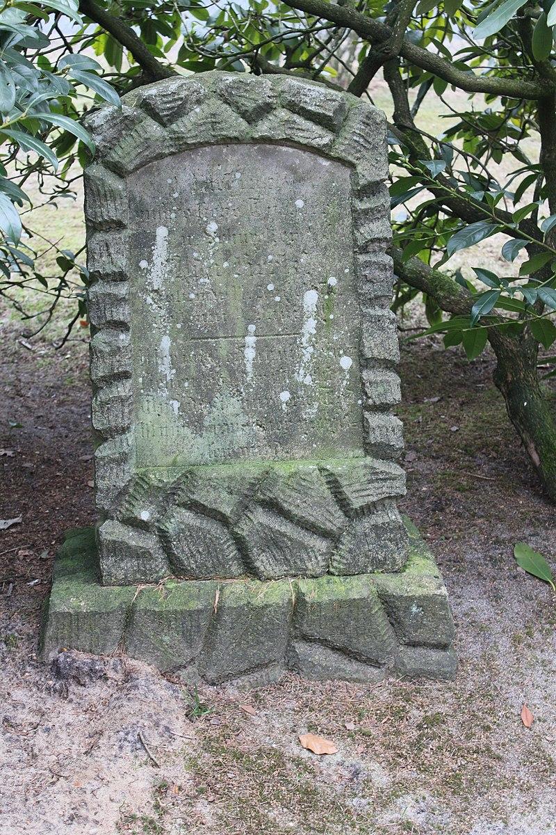 Jüdischer Friedhof Rotenburg Wümme 2011 PD 16.jpg