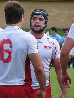 James Hanson (rugby union) - Image: JAMES HANSON 1