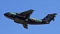 JASDF C-1(78-1023) fly over at Iruma Air Base November 3, 2014 01.jpg