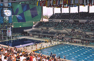 1996 Summer Olympics - Georgia Tech Aquatic Center