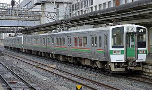 719 series - Image: JRE EC719 0 20070325 001