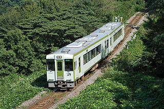 KiHa 100 series Diesel multiple unit train type operated in Japan