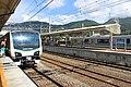 JR East HB-E300 Resort View Furusato at Shinano-Omachi Station 20101002b.jpg