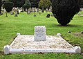 Jack Phillips' grave, Farncombe, Surrey, United Kingdom.jpg